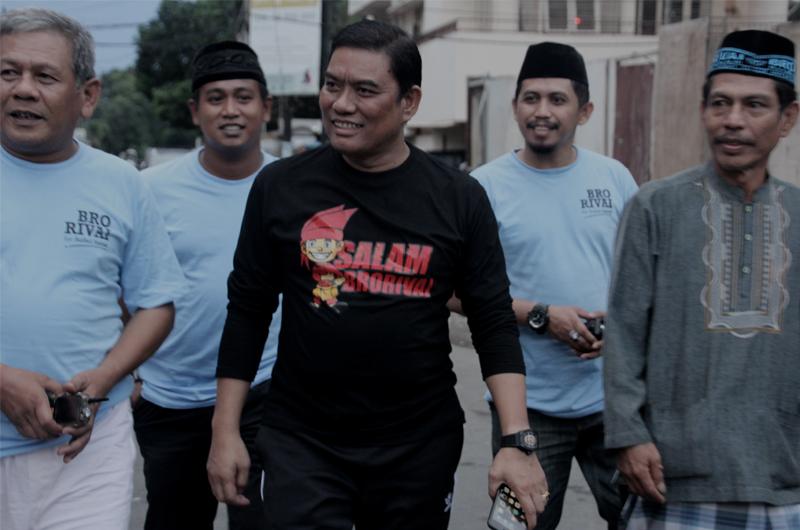 Bro Rivai: Jangan Jadikan Etnosentrisme Sebagai Jualan Politik