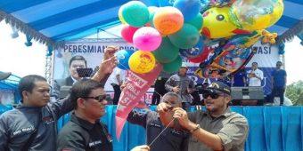Bro Rivai Ras Balon Gubernur Pertama yang Bangun Posko Pemenangan di Watangpone