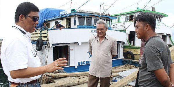 Tekad Bro Rivai Sejahterakan Nelayan SulSel