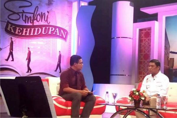 "Simfoni Kehidupan TVRI ""BIOGRAPHY OF BRO RIVAI"""