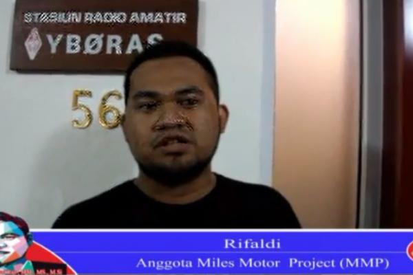 Miles Motor Project (MMP) Silaturhami bersama BRO RIVAI