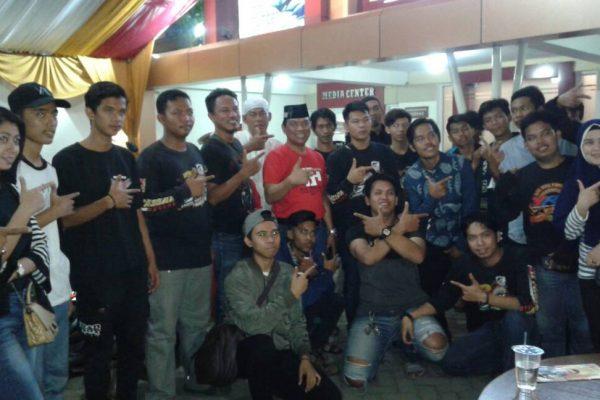 X-Rider dan Gamasi dan Bro Rivai Silaturahmi bersama