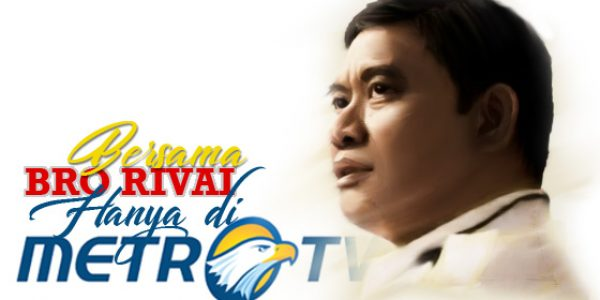 MetroTV: Membincangkan Indonesia Bersama BRORIVAI