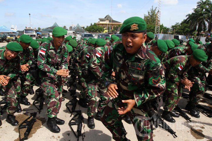 Bro Rivai: Negara Kaya, TNI Kuat