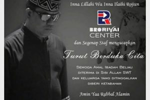 Relawan Prof Andalan Tewas, Bro Rivai: Turut Berduka, Ternyata Relawan saya dulu