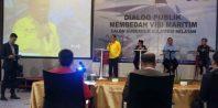 Kandidat Tidak Datang Dialog Publik, Bro Rivai : Kandidat Gubernur Tidak Serius Bangun Maritim