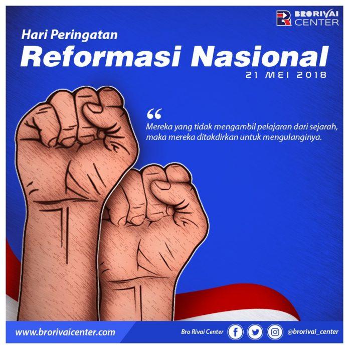 Jalan Terjal Reformasi Nasional