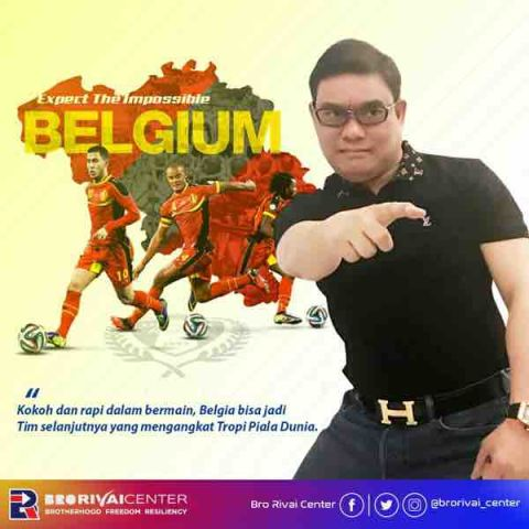 Prediksi BRORIVAI, Tahun ini Piala Dunia 2018 Milik Belgia