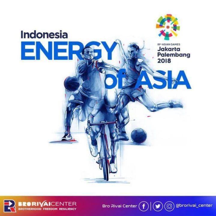 Resmi Dibuka, Asian Games Jadi Pertaruhan Nama Baik Bangsa Indonesia