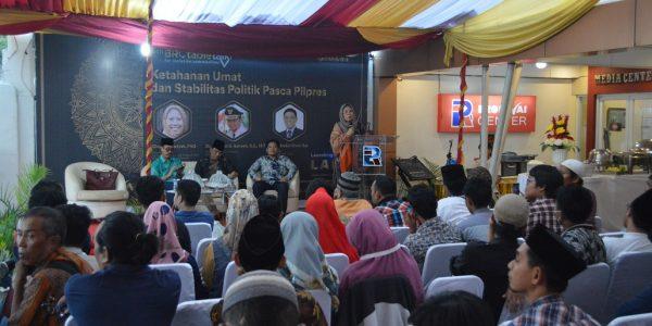 Bro Rivai Buka Puasa Bersama Plt Walikota Makassar